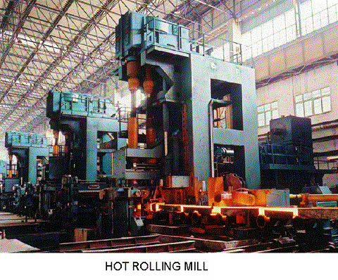 Chine Machines chaudes de finition de moulin de laminage d'acier de support, moulin de laminage d'acier automatique distributeur